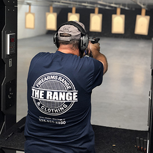The Range | FRC Firearms Range & Clothing